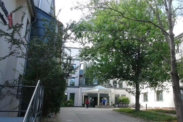 DRK Manniske-Krankenhaus Bad Frankenhausen