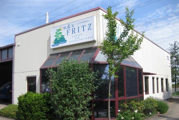 Betriebsgebäude für Garten- und Landschaftgestaltung, Brühl