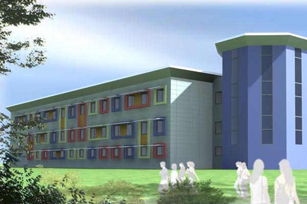 Katholisches Krankenhaus Tirana/Albanien