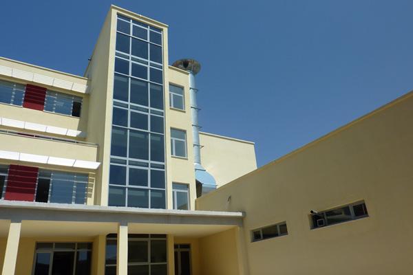 Regionalkrankenhaus Shkodra/Albanien