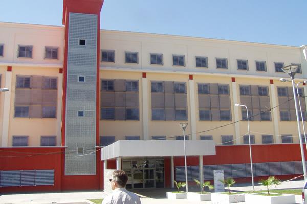 Universitätskrankenhaus Tirana/Albanien, 1.BA