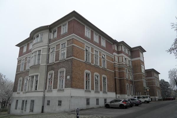 Otto Wagner Hospital Wien/Österreich