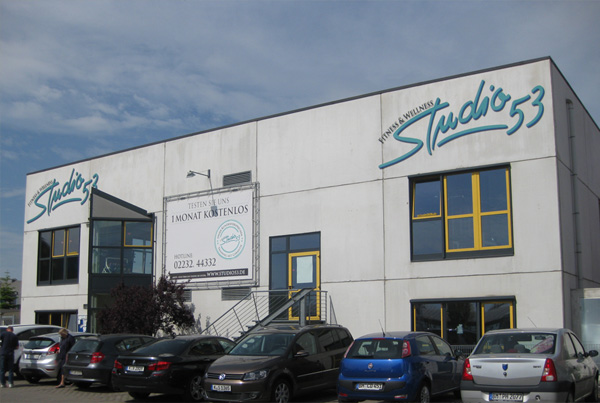 Wellness and Fitness Studio in Brühl/Germany