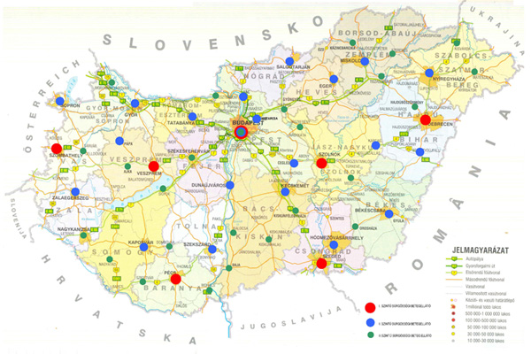 Feasibility Study for the Emergency Care and Rescue Service, Hungary